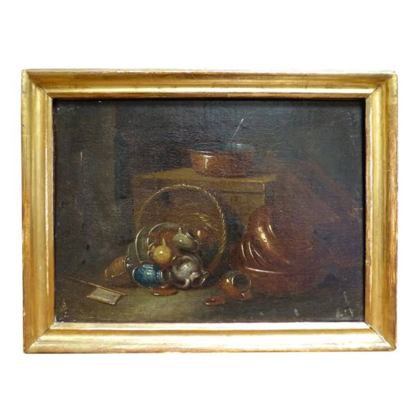 Italian 17th Century Still Life Painting