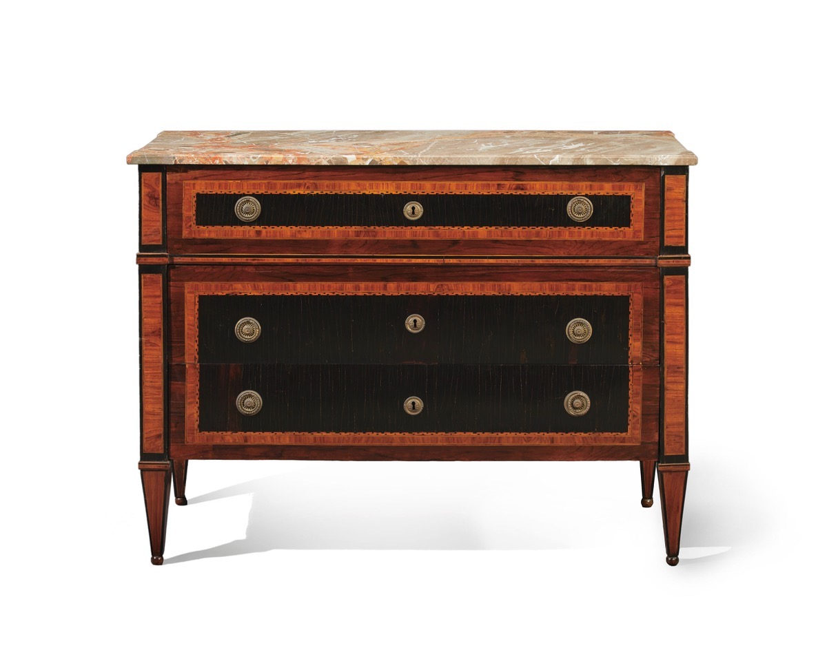 Northern Italian Neoclassic Commode