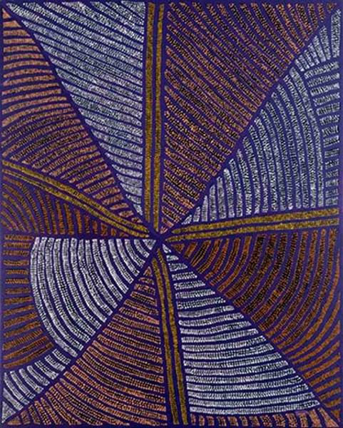Australian Aboriginal Art- Painting